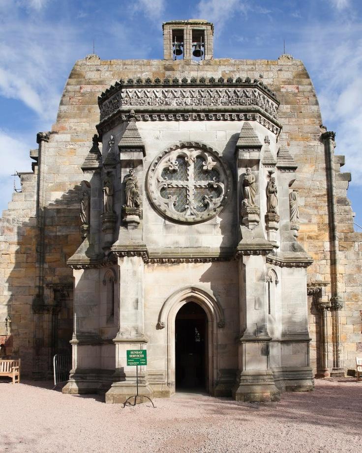 Roslyn Chapel, Scotland