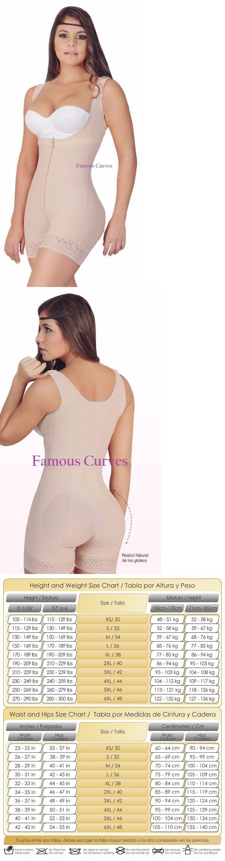 Shapewear 11530: En Fajate Con Las Fajas Reductoras Colombianas Post Surgery Levanta Cola Shaper -> BUY IT NOW ONLY: $59.85 on eBay!
