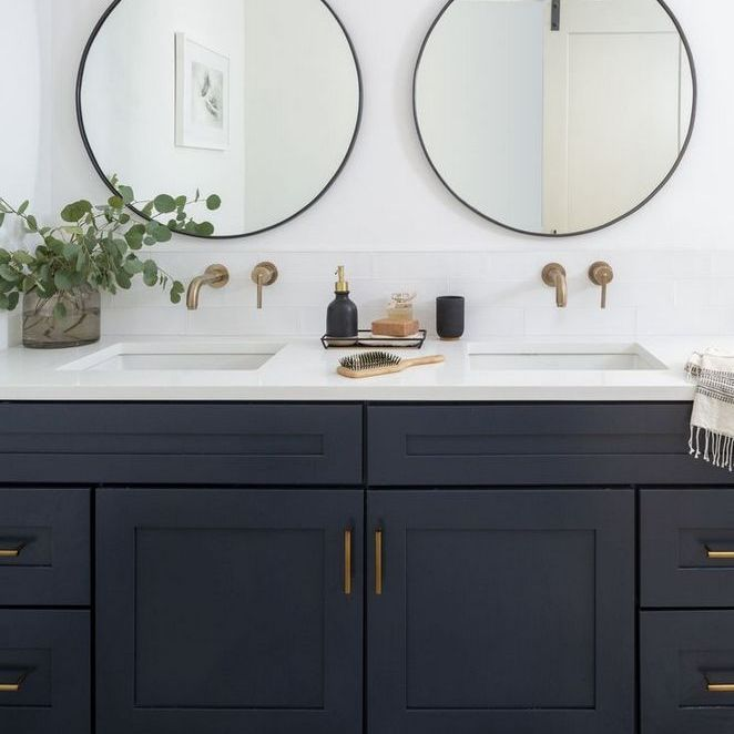 72 A Guide To Bathroom Vanity Design Ideas 68 With Images Bathroom Vanity Designs Bathroom Vanity Makeover Double Sink Bathroom
