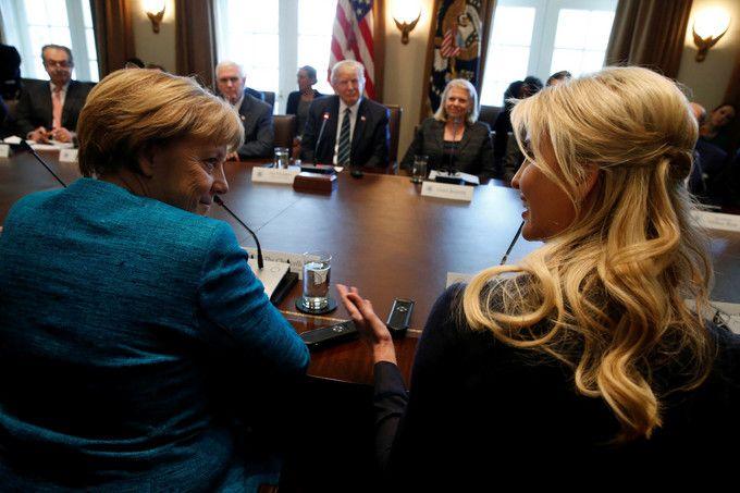 Filha de Donald Trump vai ter gabinete na Casa Branca