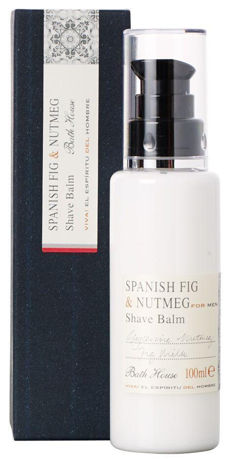 Fig and Nutmeg Shaving Balm
