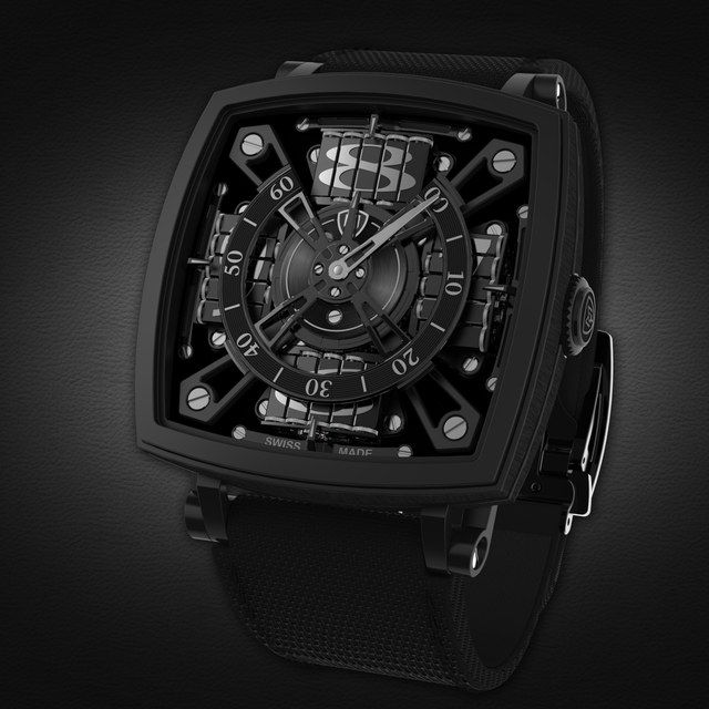 The Blackest Watch in the World Can Be Yours For $95,000 | GQ