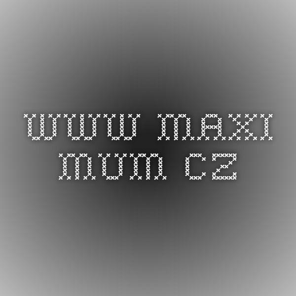 www.maxi-mum.cz