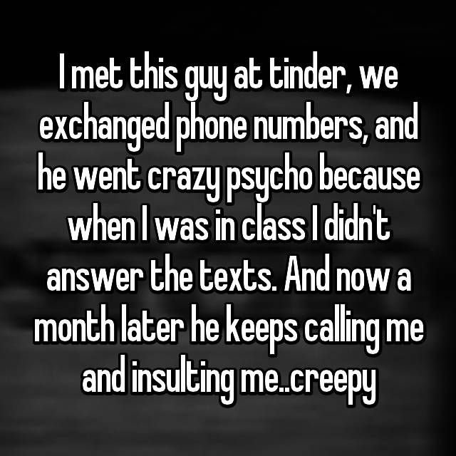 dating a mentally unstable person