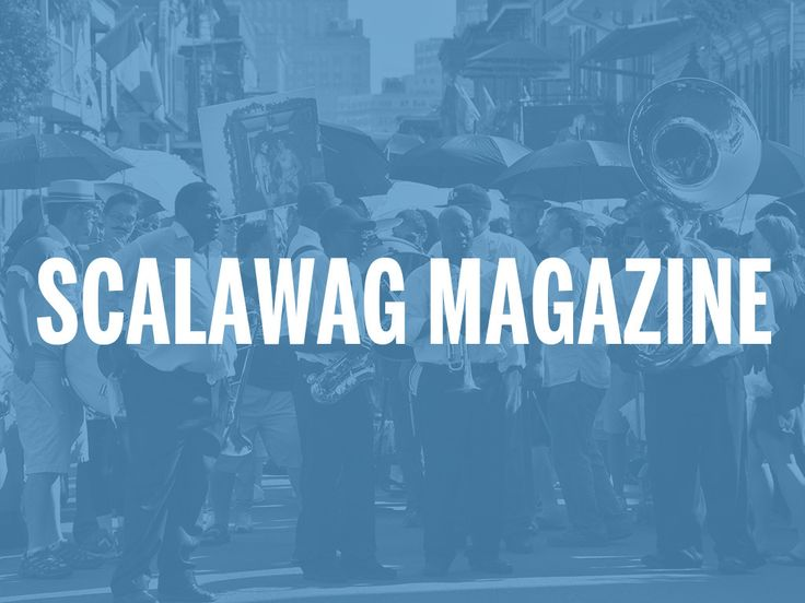 Scalawag: The new magazine for Southern politics and culture's video poster
