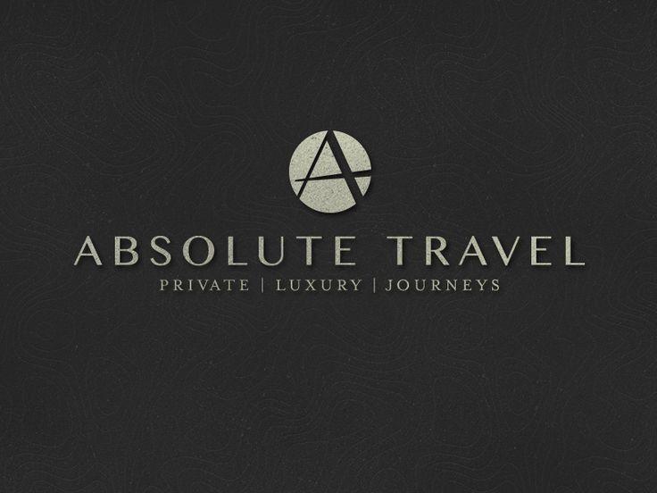Absolute Travel Logo by Brittan Pittman