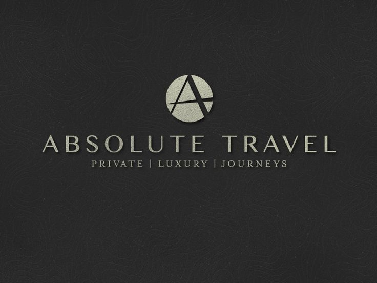 Absolute Travel Logo by Brittan Pittman