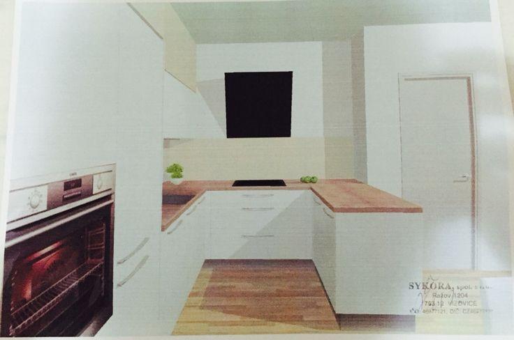 Kuchyně Sykora