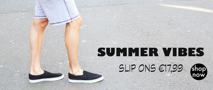 Slip on's €17,99 http://mymenfashion.com/slip-ons-black.html