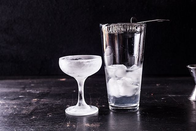 Perfect Martini Recipe - CHOW.com