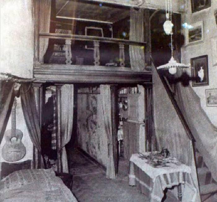 atelier du  Bateau-lavoir Montmartre                                                                                                                                                                                 Plus