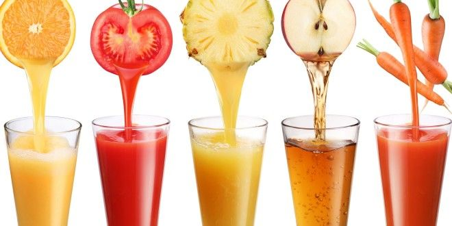 Organic Juices Benefits