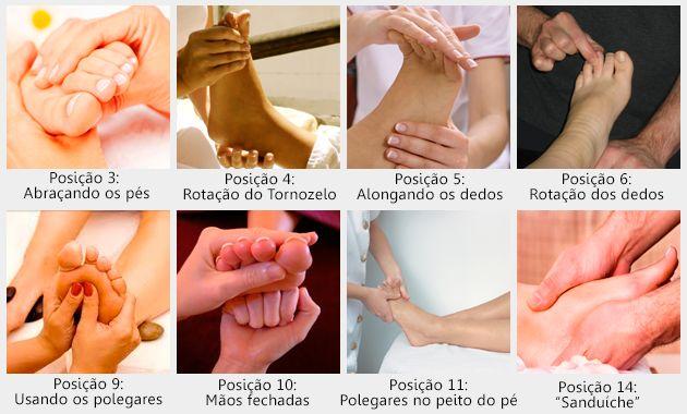 Clínica de Massagem Terapêutica e Quiropraxia em São Jose SC, Massoterapia: Massagem nos Pés: Como fazer, Quais os Pontos Prin...