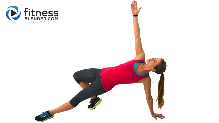 Bodyweight Cardio Calorie Blaster - 30 Minute Cardio Workout at Home - Fitness Blender