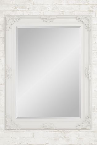 Buy Isabella Over Mantle Mirror By Gallery from Next Ireland