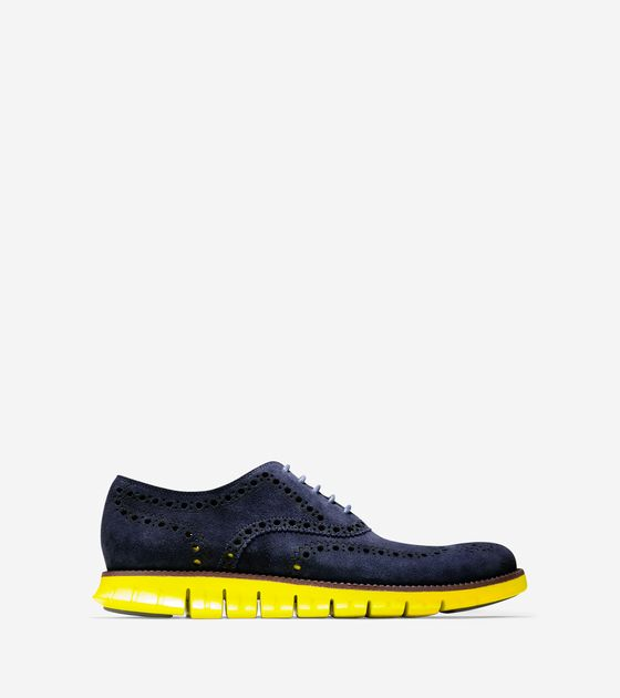 Love how Cole Haan is really pushing the boundary between work and play.