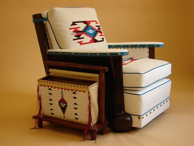10 best images about native design chairs on pinterest for Native american furniture designs