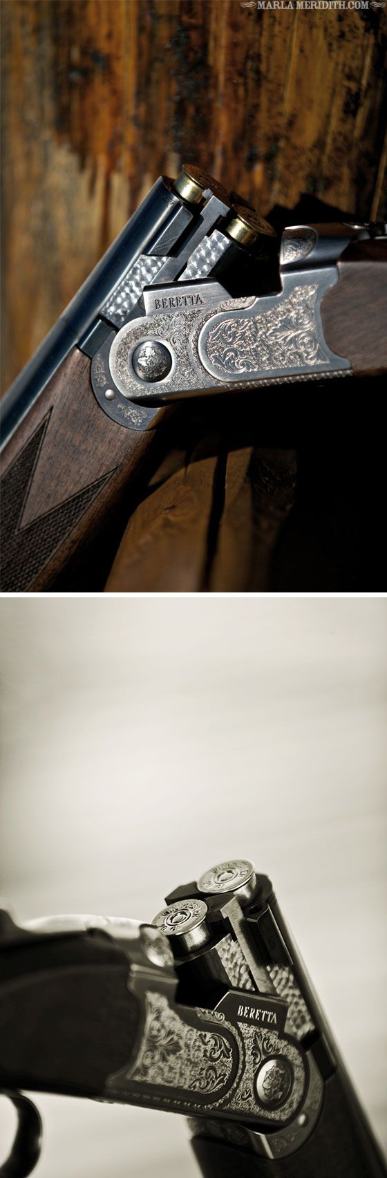 Beretta Silver Pigeon 20 gauge shotgun