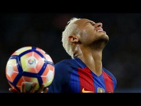 Neymar Jr ● Goodbye Barcelona || The Movie 2013-2017 #Goodbye