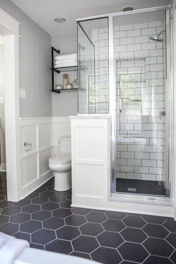 Bathroom Grey – Ideen für eine zeitlose und trendige Badgestaltung   – Badezimmer Ideen – Fliesen, Leuchten, Möbel und Dekoration