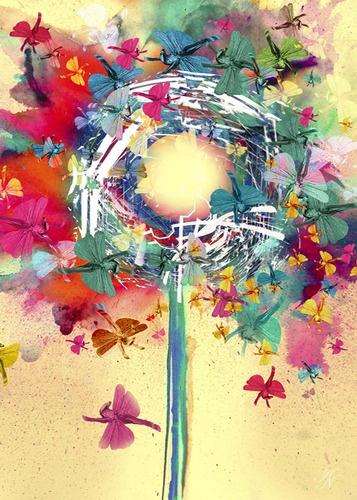 0012 mix art