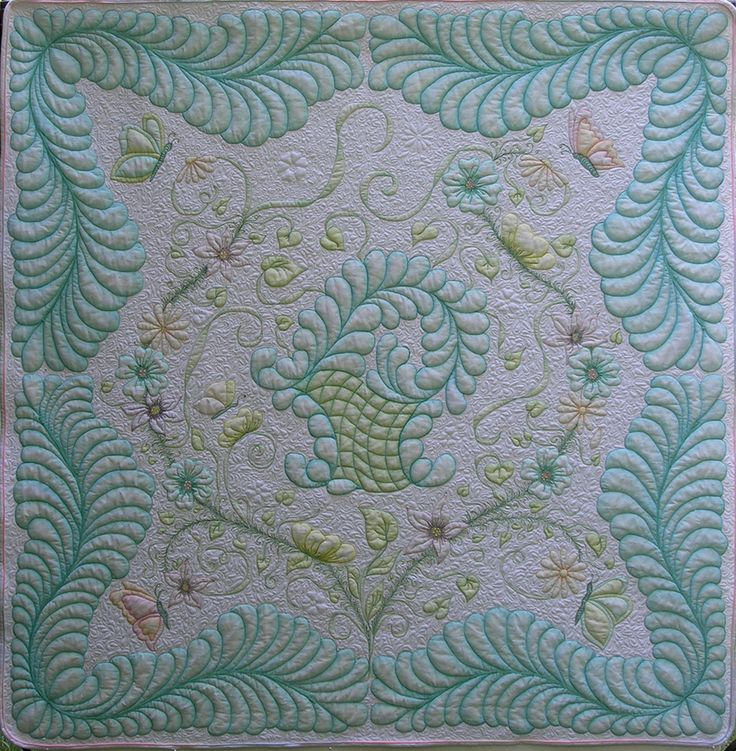 Wow, what a quilter!  Diane Anderson Tomball, TX United States
