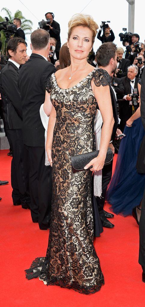 Natacha Amal - Cannes 2014