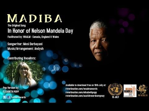 """Madiba"" by Elisabeth Popp Sambleben feat. Mosi Dorbayani and Andysh"