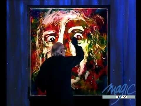 Jean Pierre Blanchard: Paint Dali Salvatore