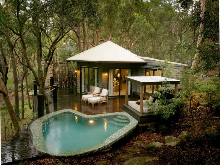 Pretty Beach House, Bouddi Peninsula, Australia.