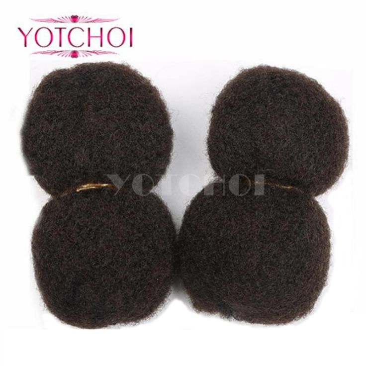 Yotchoi Tight Afro Kinky Curly Bulk hair for Dreadlocks Twist Braids 4pcs 100g/lot Cosplay for Havana Mambo Twist Braid Hair //Price: $US $97.99 & FREE Shipping //   http://humanhairemporium.com/products/yotchoi-tight-afro-kinky-curly-bulk-hair-for-dreadlocks-twist-braids-4pcs-100glot-cosplay-for-havana-mambo-twist-braid-hair/  #braids