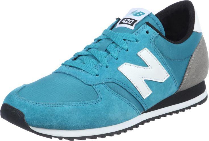 Chaussures New Balance U420 Pour Homme - coloris: turquoise