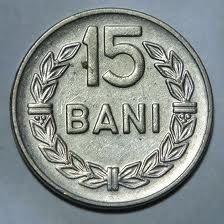 15 bani, anii 70