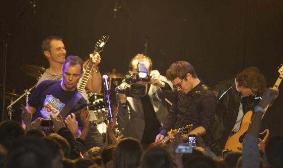 concert du groupe bastille en france