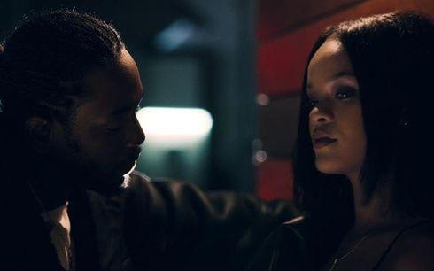 衝撃のエンディング! ケンドリック・ラマーとリアーナのコラボ曲「LOYALTY.」のミュージックビデオが公開