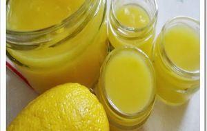 Citronová pomazánka - Lemon curd