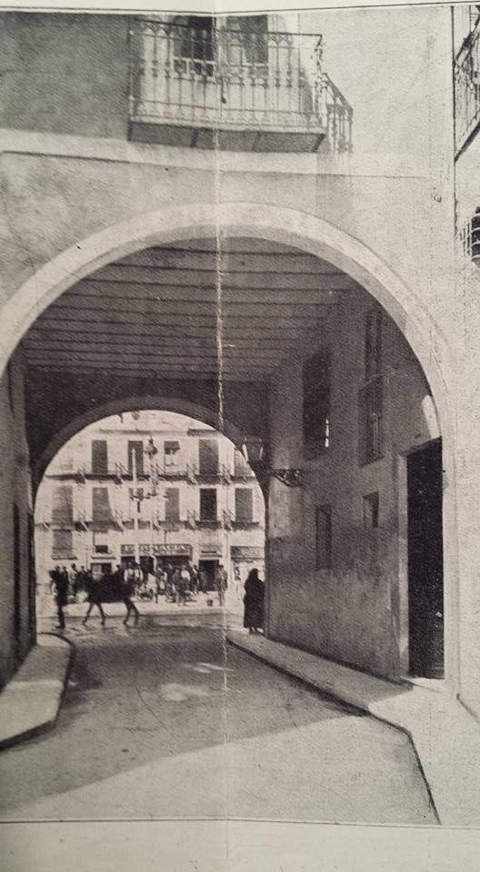 Plaza Camchos 1928