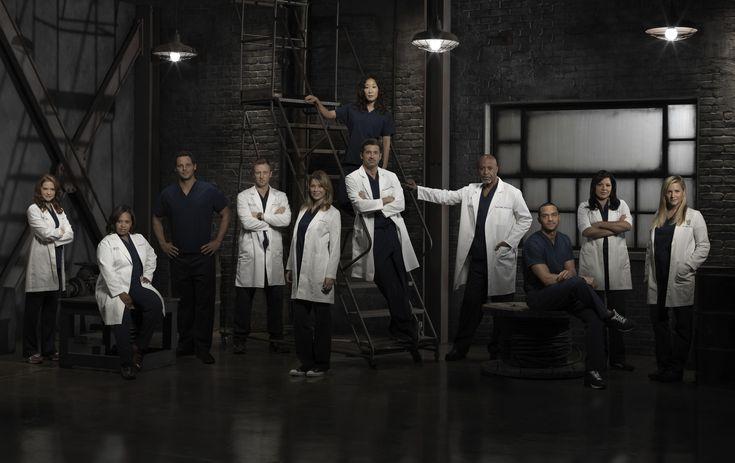 Grey's Anatomy Season 9 Cast Photo - greys-anatomy Photo