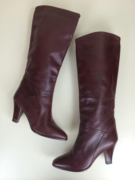 MIU MIU leather bottines Fa/W bottines en cuir talons hauts 40 A/LE MILLÉSIME S0nR9