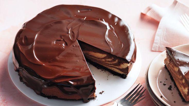De 16 lekkerste chocoladetaarten waar je gegarandeerd van gaat dromen