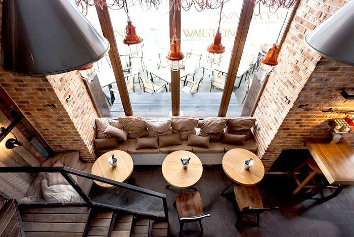 #interiordesign by Kley Design Studio - #restaurant