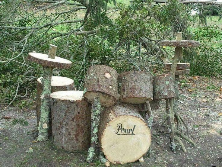 Tree Stump Ideas Part - 29: 102 Best Things To Do With My Tree Stump Images On Pinterest | Creativity,  Wooden Art And Home Ideas
