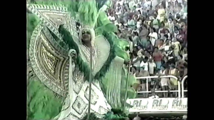 1987 Desfile da Mocidade Independente de Padre Miguel