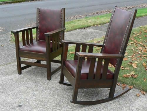 Mission Man Antiques - Limbert Rocking Chair - 11 Best Rocking Chair Images On Pinterest Rocking Chairs, Rocking