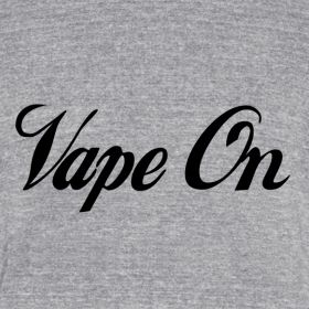 Vape On | Roots of Truth Clothing Keep Vaping On!