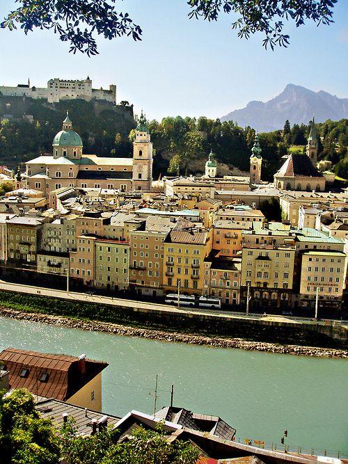 Salzburg, Austria   by Dimitry B