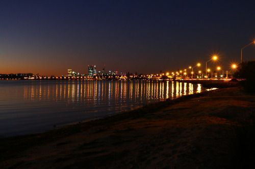 Sunset - Perth, Western Australia |