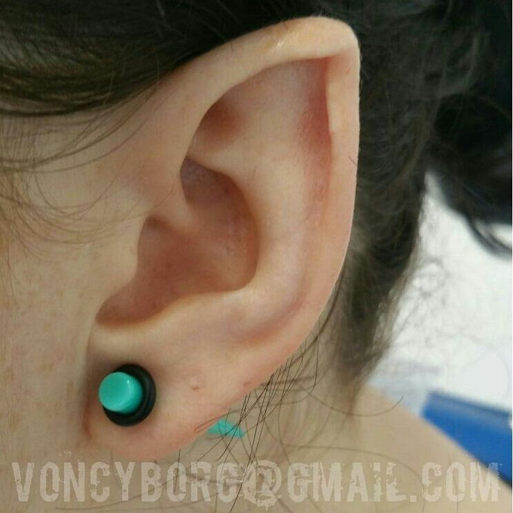 Good day, all! Today we have an ear pointing done by the masters of modification…