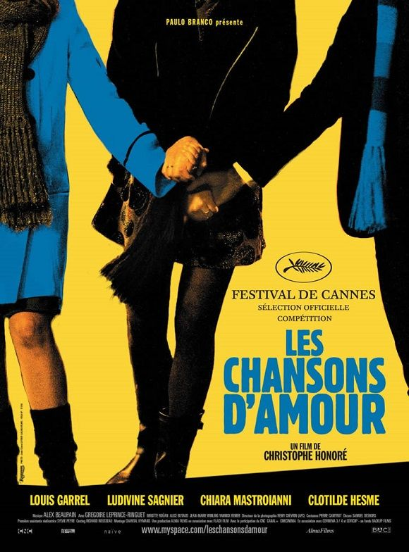 Essential Gay Themed Films To Watch, Love Songs (Les Chansons d'amour)