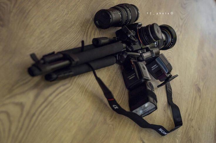 Photo-gun